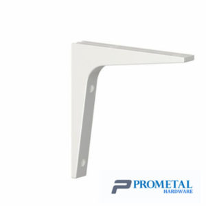 Plastic shelf bracket